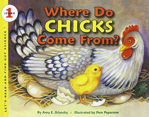 9780756953935: Where Do Chicks Come From? (Let's-Read-And-Find-Out Science: Stage 1 (Pb))