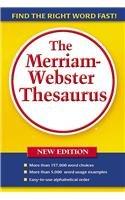 9780756953966: The Merriam-Webster Thesaurus
