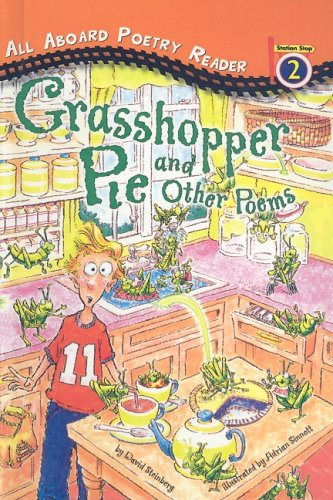 9780756954185: Grasshopper Pie and Other Poems (All Aboard Poetry Reader: Level 2 (Prebound))