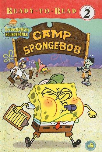 9780756954246: Camp Spongebob (Spongebob Squarepants (Pb Numbered))