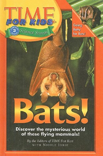 9780756954345: Bats! (Time for Kids Science Scoops (Prebound))