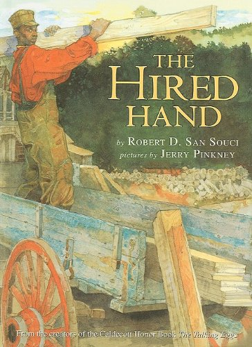9780756954697: The Hired Hand: An African-American Folktale