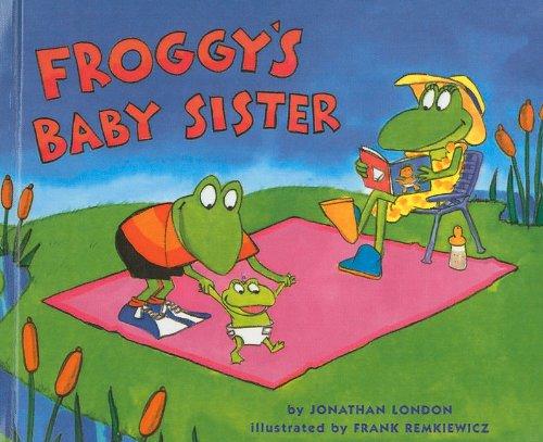 Froggy's Baby Sister: Jonathan London 194