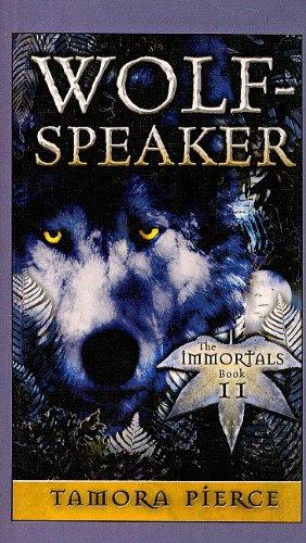 9780756955090: Wolf-Speaker (Immortals (Tamora Pierce))