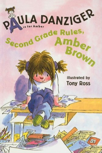9780756955212: Second Grade Rules, Amber Brown (A is for Amber; Easy-To-Read)