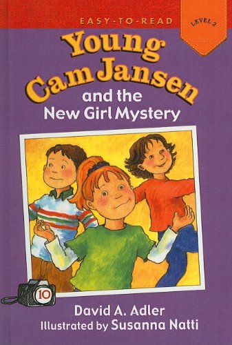 9780756955229: Young Cam Jansen and the New Girl Mystery