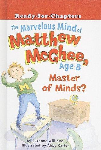 9780756955304: Master of Minds? (Marvelous Mind of Matthew McGhee Age 8)
