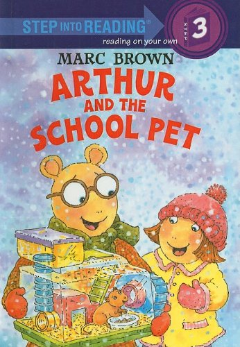 9780756955717: Arthur and the School Pet (Step Into Reading: A Step 3 Sticker Book (Pb))