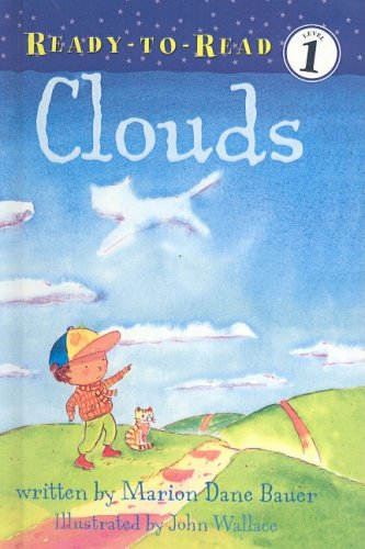 Clouds (Ready-To-Read: Level 1): Marion Dane Bauer