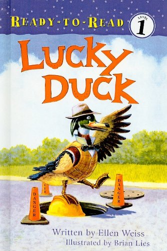 9780756956189: Lucky Duck (Ready-To-Read: Level 1 (Pb))
