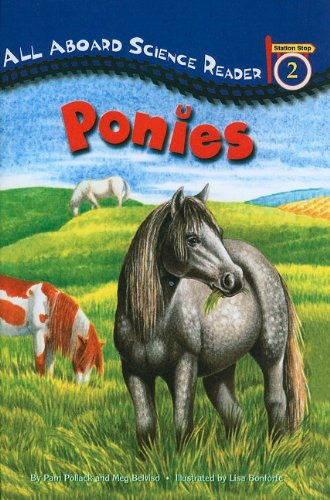9780756956349: Ponies (All Aboard Science Reader: Level 2 (Pb))