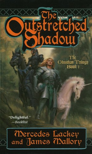 9780756957186: The Outstretched Shadow (Obsidian Trilogy (Pb))