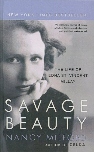 9780756957223: Savage Beauty: The Life of Edna St. Vincent Millay