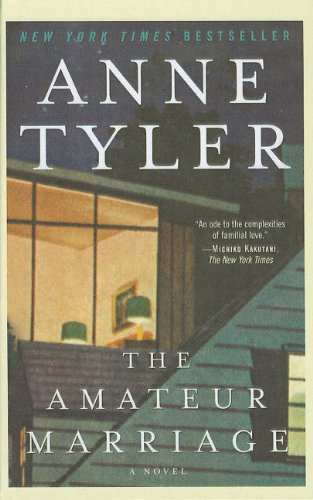 9780756957230: The Amateur Marriage