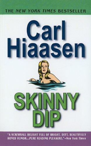 Skinny Dip: Carl Hiaasen