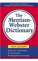 9780756957766: The Merriam-Webster Dictionary