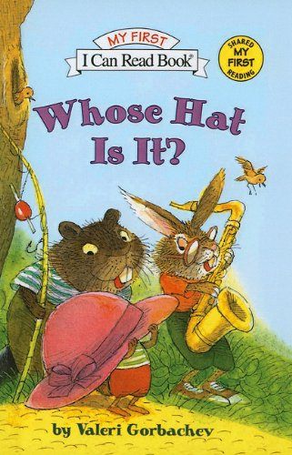 9780756957896: Whose Hat Is It? (I Can Read Books: My First)