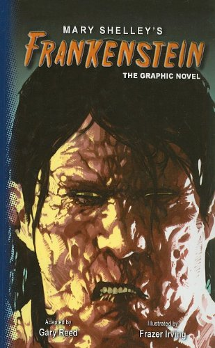 Frankenstein: The Graphic Novel (Puffin Graphics): Shelley, Mary Wollstonecraft
