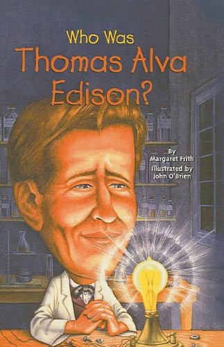 9780756958305: Who Was Thomas Alva Edison?