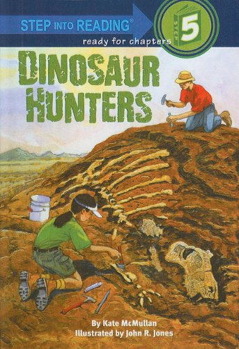 9780756958329: Dinosaur Hunters (Step Into Reading: A Step 5 Book)