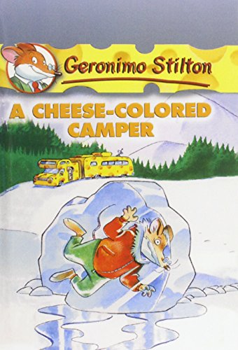 9780756958862: A Cheese-Colored Camper (Geronimo Stilton)