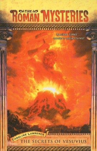 9780756959470: The Secrets of Vesuvius (Roman Mysteries (Prebound))