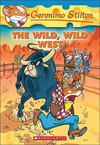 9780756959852: The Wild, Wild West (Geronimo Stilton)