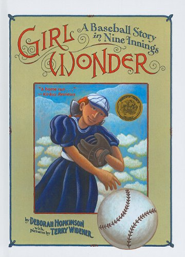 9780756963941: Girl Wonder: A Baseball Story in Nine Innings