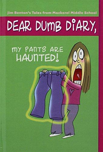 9780756964757: My Pants Are Haunted! (Dear Dumb Diary, No. 2)