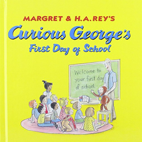 9780756964931: Curious George's First Day of School (Curious George 8x8)