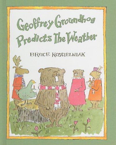 9780756965037: Geoffrey Groundhog Predicts the Weather