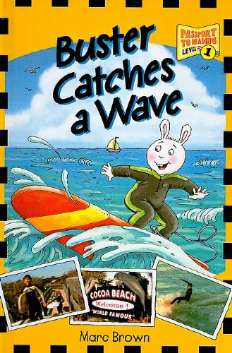 Buster Catches a Wave (Postcards from Buster (Prebound)) (0756965209) by Marc Tolon Brown