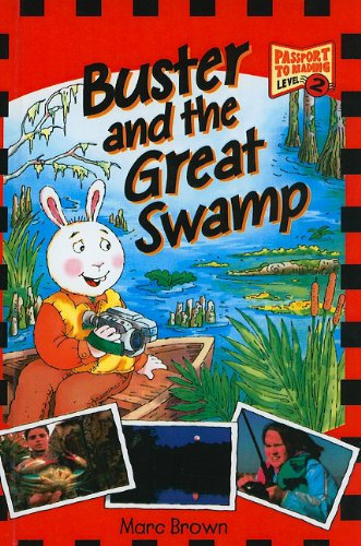 9780756965211: Buster and the Great Swamp (Passport to Reading: Level 2 (Pb))