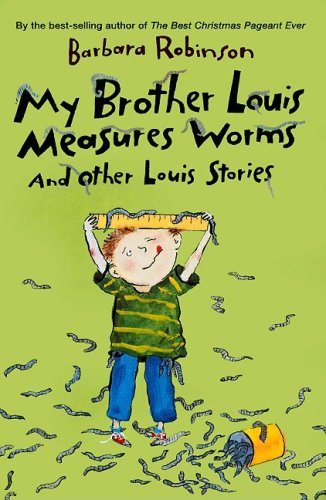 9780756965327: My Brother Louis Measures Worms and Other Louis Stories
