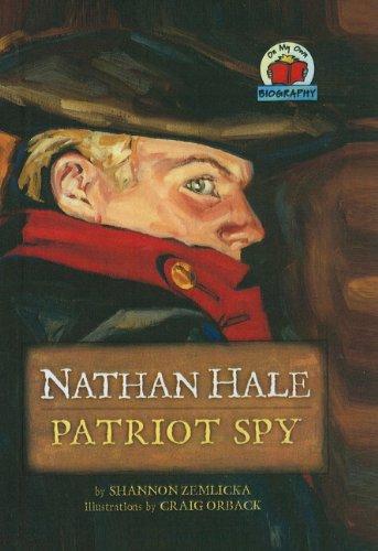 9780756965488: Nathan Hale: Patriot Spy (On My Own Biographies (Pb))