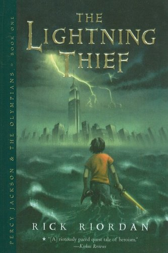9780756966034: The Lightning Thief (Percy Jackson and the Olympians, Book 1)