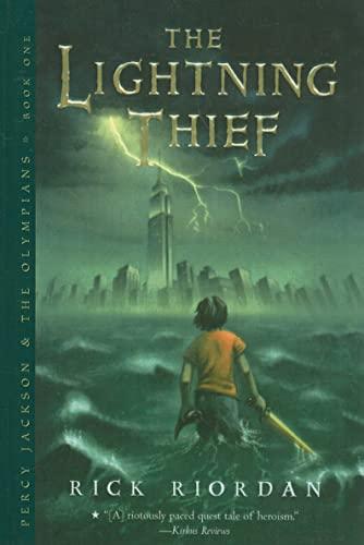 9780756966034: The Lightning Thief (Percy Jackson & the Olympians)