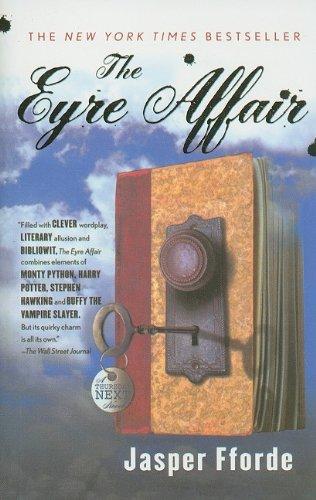 9780756966348: The Eyre Affair (Thursday Next Novels (Prebound))