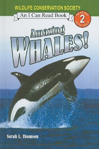 9780756966652: Amazing Whales! (I Can Read Books: Level 2)