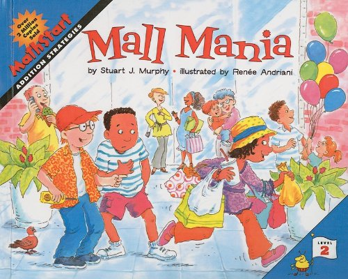 9780756966669: Mall Mania (Mathstart: Level 2 (Prebound))