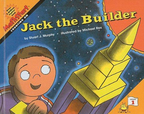 9780756966676: Jack the Builder (Mathstart: Level 1 (Prebound))