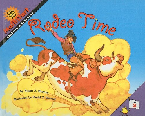 9780756966683: Rodeo Time (Mathstart: Level 3 (Prebound))