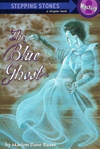 9780756966898: The Blue Ghost (Stepping Stone Chapter Books)