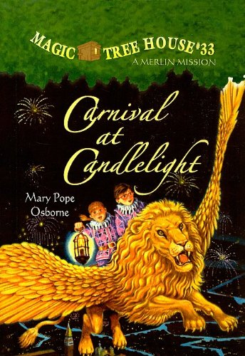 9780756966904: Carnival at Candlelight (Magic Tree House)