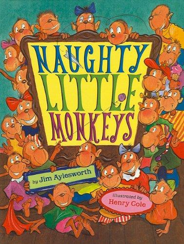 9780756967178: Naughty Little Monkeys