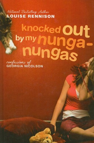 9780756967291: Knocked Out by My Nunga-Nungas (Confessions of Georgia Nicolson (Prebound))