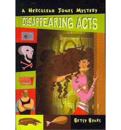9780756967543: Disappearing Acts (Herculeah Jones Mysteries)