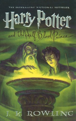 9780756967659: Harry Potter and the Half-Blood Prince