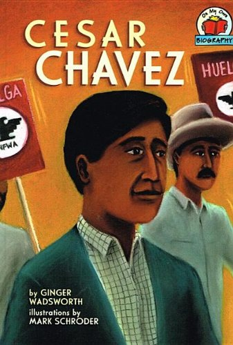9780756968656: Cesar Chavez (On My Own Biographies)