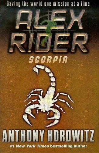 9780756968809: Scorpia: An Alex Rider Adventure (Alex Rider Adventures)